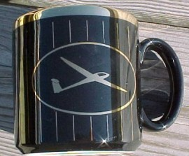 Coffee Cup, Black Executive