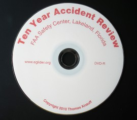Ten Year Accident Review DVD
