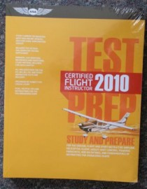 CFI Test Prep 2017 edition