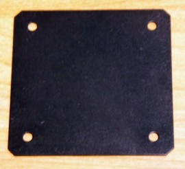 Hole cover 3 1/8 inch