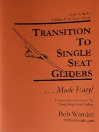 Transition To Single Seat Gliders