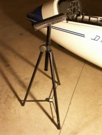 Wing stand.